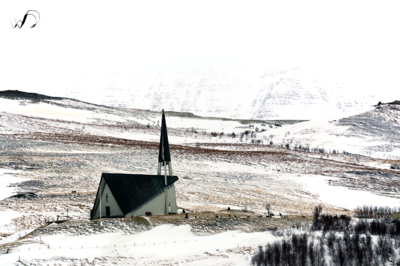 Winedale Photography - Icelandic church