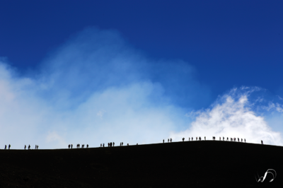 Winedale Photography - Etna crater rim