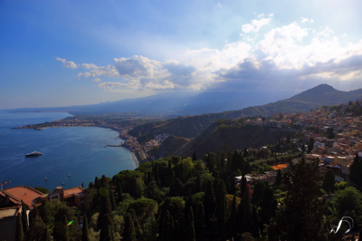 Winedale Photography - View point Taormina