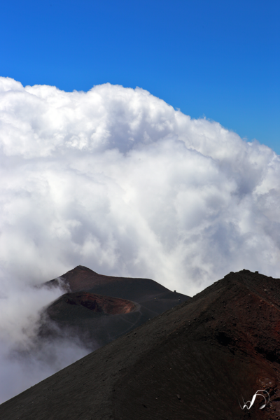 Winedale Photography - Etna into clouds
