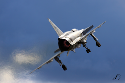 Winedale Photography - SAAB 37 Viggen take off