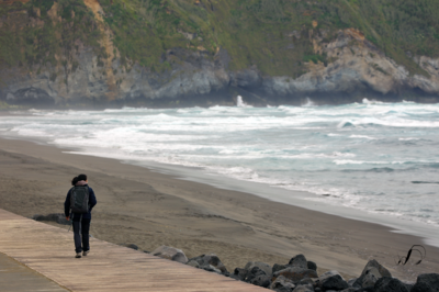Winedale Photography - Ribeira Grande beach walk