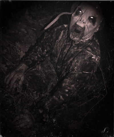 Winedale Photography - Zombie fright