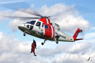 Winedale Photography - Search and Rescue demonstration