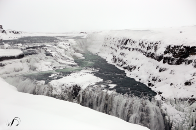Winedale Photography - Gullfoss, another view