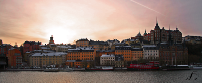 Winedale Photography - Stockholm by sundown