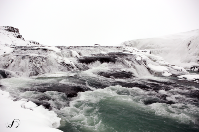 Winedale Photography - Gullfoss closeup