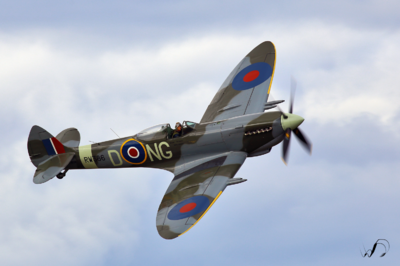 Winedale Photography - Spitfire cabriolet