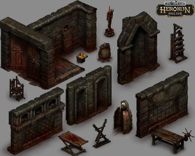 References - Dungeon System