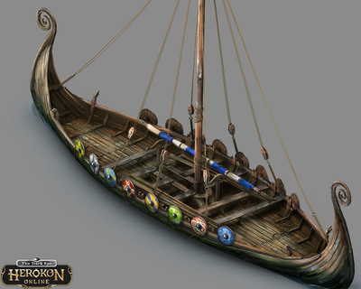References - Wiking Ship