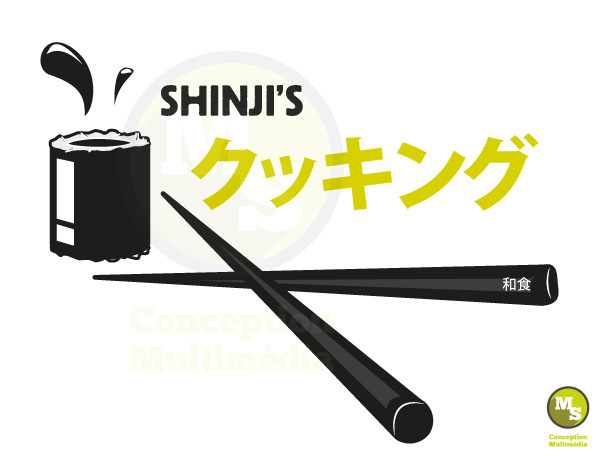 stevenmiagat - Logo restaurant Japonais
