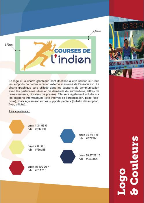 stevenmiagat - Charte graphique asso sportive