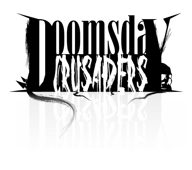 stevenmiagat - Logo Groupe Doomsday Crusader
