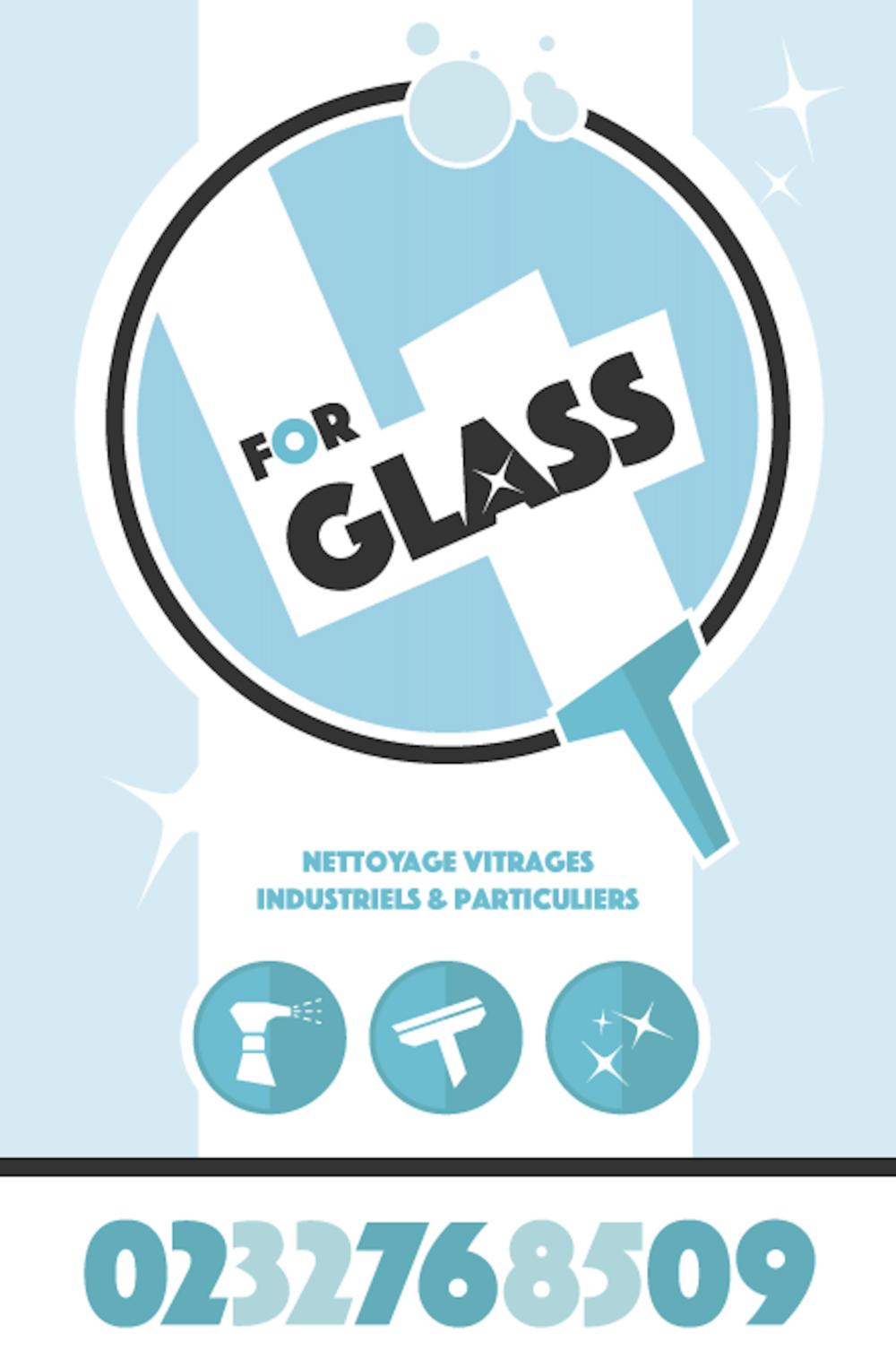 stevenmiagat - Logo 4Glass
