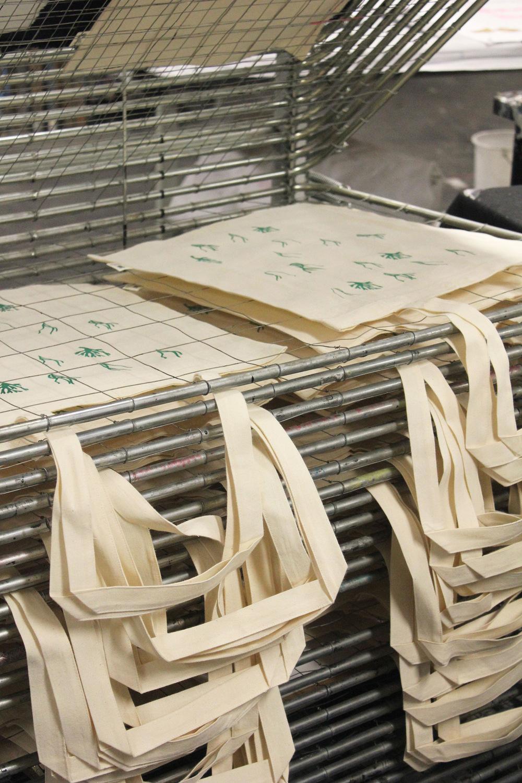 meertaschenberlin - Meertaschen im Trockenständer