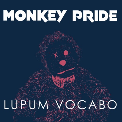 Núria Farré - Painting - Artwork design for Monkey Prides album Lupum Vocabo (2013)