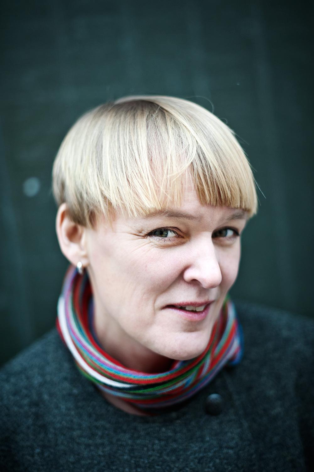 Mareike Timm | Photo Journalist - Maria Blom, Swedish director and screenwriter. For Fokus, 2014.