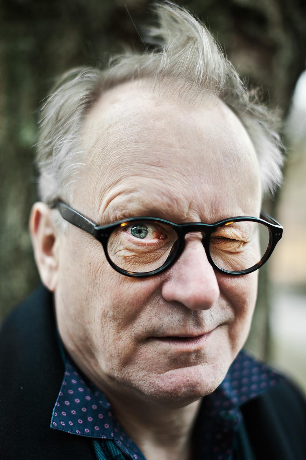 Mareike Timm | Photo Journalist - Swedish actor Stellan Skarsgård. For Fokus, 2014.