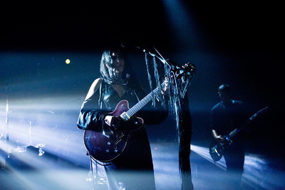 Mareike Timm | Photo Journalist - Chelsea Wolfe at Kampnagel, Hamburg (2018)