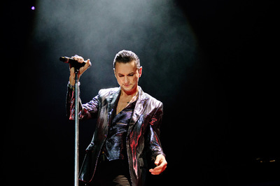 Mareike Timm | Photo Journalist - Depeche Mode, Gothenburg (2013)