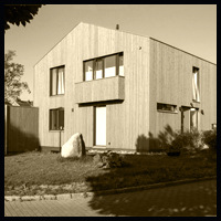 Zimmerei Christian Schaefer Eckernfoerde - Fassadensanierung