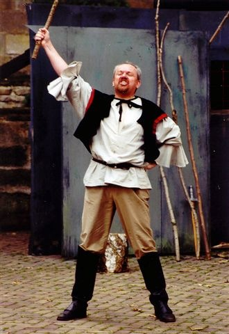 """Peter Stax - Juli 2007, """"De Man van La Mancha"""" (Wassermann & Leigh)"""