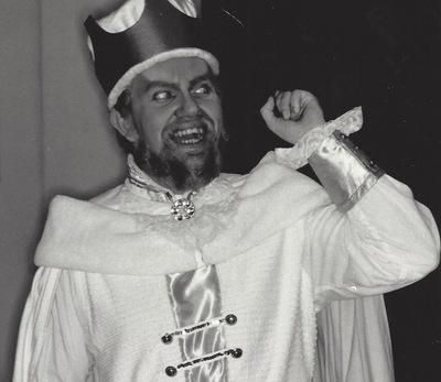 "Peter Stax - November 1986 – Januari 1988 ""Princess Ida"" (Gilbert & Sullivan)"