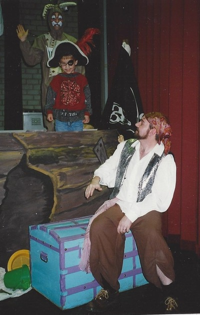 "Peter Stax - Oktober 1995, ""Piratendochters"" (Jan Smeets)"
