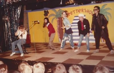 Peter Stax - 1986 – 1988, 2003 Schoolmusicals Helmond & Hilvarenbeek