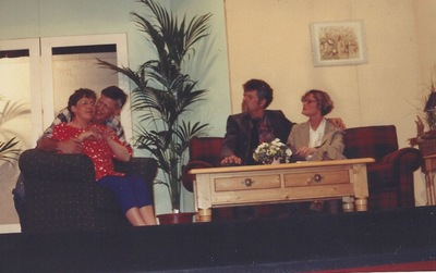 """Peter Stax - Mei 1991 – Maart 1993 """"Ons Verzetje"""", Deurne"""