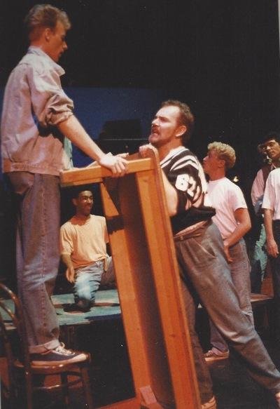 """Peter Stax - November 1992, """"West Side Story"""" (Bernstein & Sondheim)"""