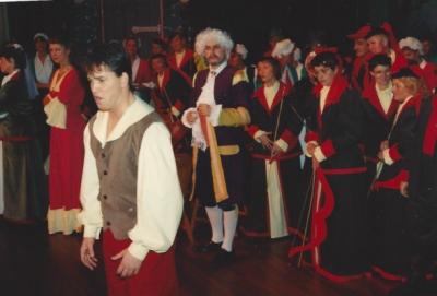 """Peter Stax - November 1991, """"Martha"""" (Fr. von Flotow)"""