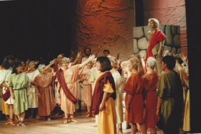 "Peter Stax - November 1989, ""Orfeo ed Euridice"" (Chr. W. von Glück)"