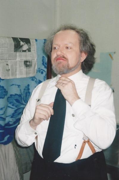 """Peter Stax - Juni 1998, """"Het Orakel van Ginderwijd"""" (Jan Smeets)"""