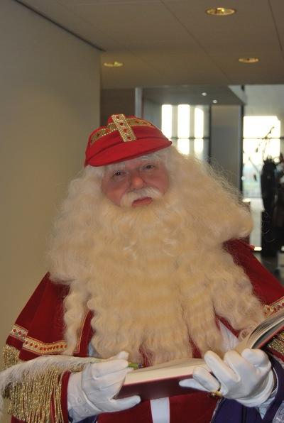 Peter Stax - 2008, Heden Sinterklaas en Kerstman