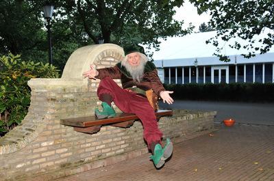 Peter Stax - Maart 2003, Heden Efteling