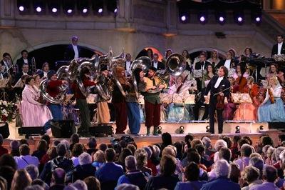 Peter Stax - Juli 2007, André Rieu in Wonderland