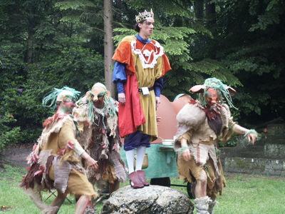 Peter Stax - Mei 2004, Prins Viezerik