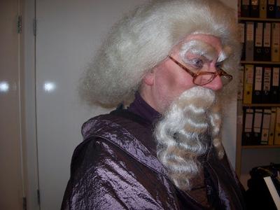 Peter Stax - November 2007, Harry Potter Feest Breda
