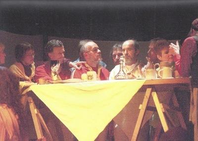 Peter Stax - Maart 2003, Mistero Buffo