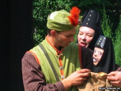 Peter Stax - Juli 2005, Iwan en de Vuurvogel