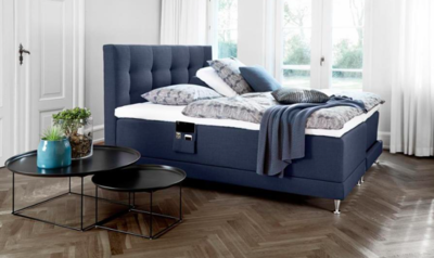 tebe interiør - LIVING BED