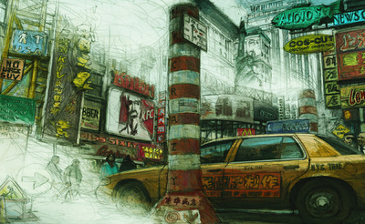 Boris Blauth Art - killah kfc