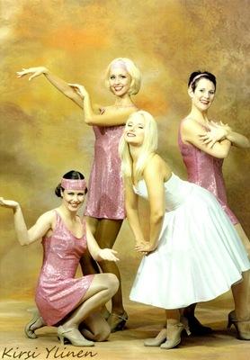 Kirsi Ylinen - Pinkit
