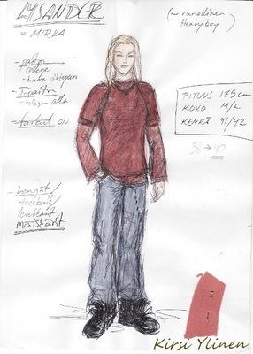 Kirsi Ylinen - Hevari Lysander