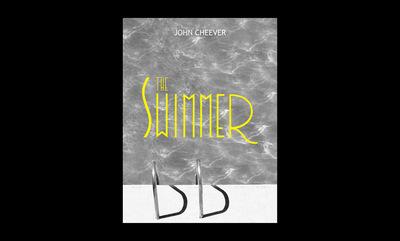 A. Kakolyris Graphic Design - The Swimmer John Cheever