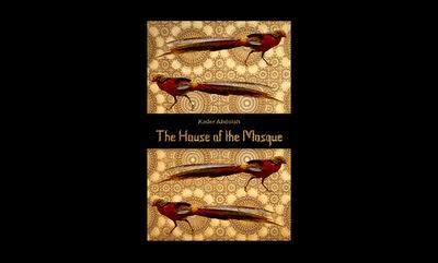 A. Kakolyris Graphic Design - The house of the Mosque Kader Abdolah