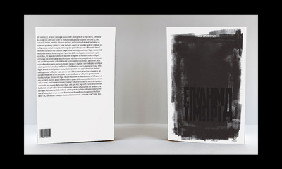 A. Kakolyris Graphic Design - Crime and Punishment Fyodor Dostoyevsky