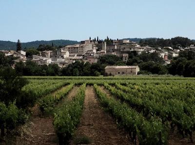 studio svart ateljé vit - Village in Provence