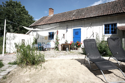 studio svart ateljé vit - Home beach